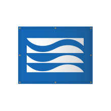 Calicots pour barrières nadar