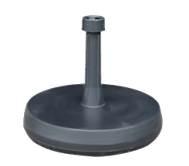 18 kg (concrete + PVC)